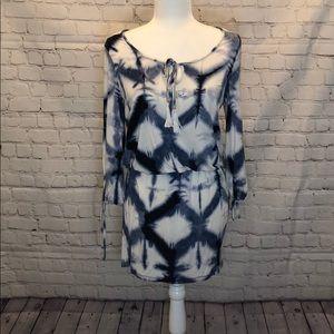 Venus Tie Dye Dress